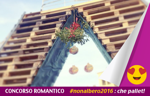 Concorso selfie romantico #nonalbero2016