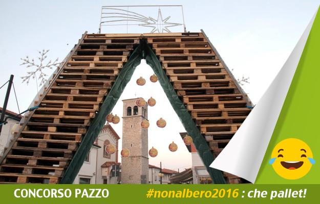 Concorso selfie pazzo #nonalbero2016
