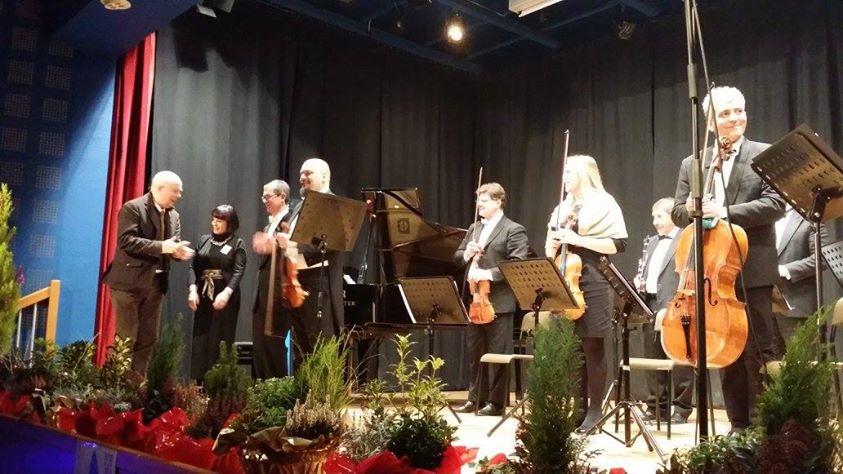 """Foto """"Vecchia Vienna"""" Concerto di Capodanno"""